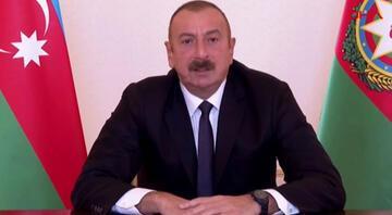 Azerbaycan Cumhurbaşkanı Aliyevden flaş açıklamalar
