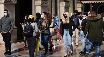 İtalyada koronavirüs salgınında yeni rekor
