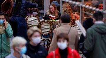 Avrupada korkunç artış devam ediyor Bir rekor da Fransadan