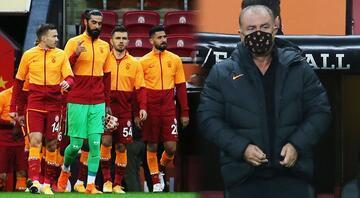 Galatasarayda kriz Fatih Terim kadroya almayınca bakın ne yaptı...