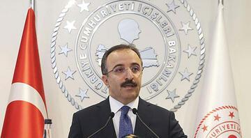İçişleri Bakan Yardımcısından Türkiyede sokağa çıkma yasağı haberiyle ilgili açıklama