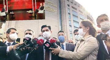 Özdağın bomba iddiaları mahkemeye taşındı