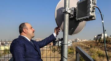Yerli 5G teknolojisi için ilk test başarıyla gerçekleştirildi