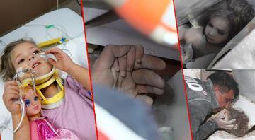 İzmirdeki depremde 91inci saatte 3 yaşındaki Ayda mucizesi yaşanmıştı.. Annesinden acı haber geldi