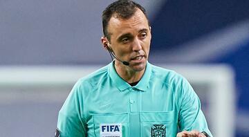 Sivassporun Qarabağ maçını Joao Pinheiro yönetecek