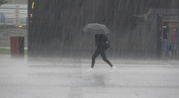 Meteorolojiden İstanbul için son dakika uyarısı.. Kuvvetli yağış