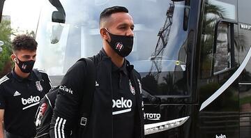 Beşiktaşta cezalı Josef de Souza kadroya alındı