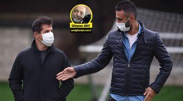 Fenerbahçede sportif direktör Emre Belözoğlundan camiaya çağrı