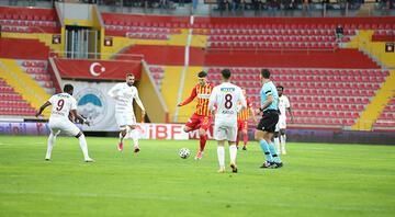 Kayserispor 0-1 Hatayspor