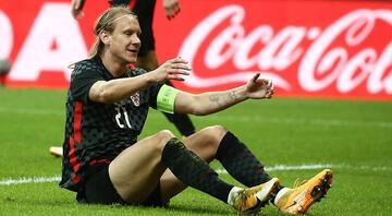 Milli maç sonrası açıklandı Domagoj Vidanın koronavirüs testi pozitif çıktı