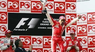 Türkiye GPsinde pole pozisyonu önemli 7 yarışın 5inde...