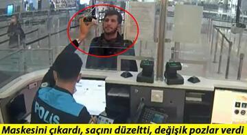 İstanbul Havalimanında büyük şok PKKlı terörist böyle yakalandı