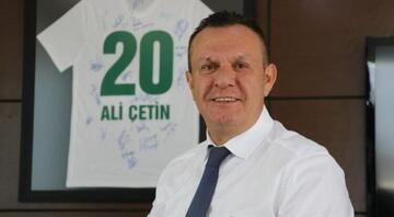 Ali Çetin: İyi bir takımız, üzerimizde bir şanssızlık var...