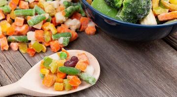 Dondurulmuş sebzelerden en iyi şekilde nasıl yararlanılır