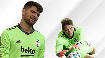 Beşiktaşta kalede kimse kalmadı Başakşehir ve Fenerbahçe maçları öncesi...