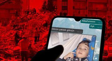 İzmir depreminden 12 dakika önce... Yürek yakan son mesaj