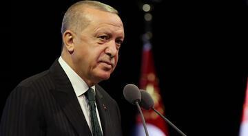 Cumhurbaşkanı Erdoğandan G-20 Liderler Zirvesine görüntülü mesaj