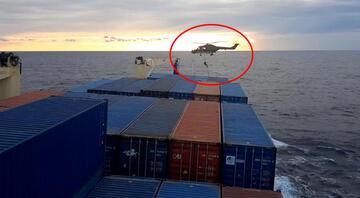 Türk gemisine yapılan skandal aramaya AK Parti'den sert tepki