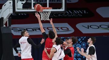 A Milli Basketbol Takımımızda hedef 2de 2