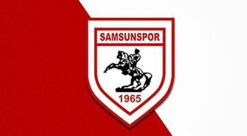 Samsunsporda Kovid-19 vakası 1 futbolcu...