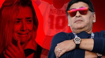 Diego Armando Maradonanın ölümünün ardından kahreden detay