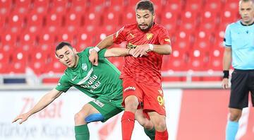 Ziraat Türkiye Kupası | Göztepe 2-0 Kırklarelispor
