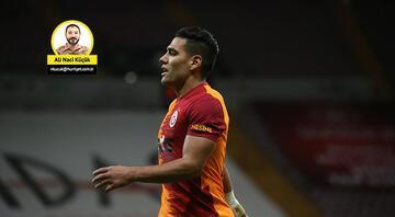 Galatasarayda Radamel Falcao için karar günü