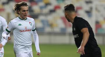 Altay 3-1 Bursaspor (Maç özeti ve goller)
