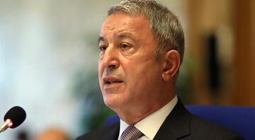 Milli Savunma Bakanı Akardan CHP'li vekilin sözlerine sert tepki