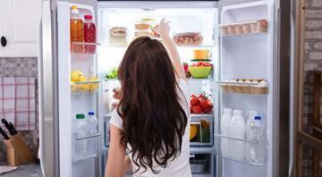 Buzdolabındaki kötü kokuyu gidermek için ne yapılabilir İşte öneriler...