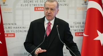 Cumhurbaşkanı Erdoğandan çok sert sözler: Böyle iğrenç bir anlayış yoktur