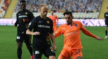 Yeni Malatyaspor 1-1 Başakşehir (Maç özeti ve golleri)