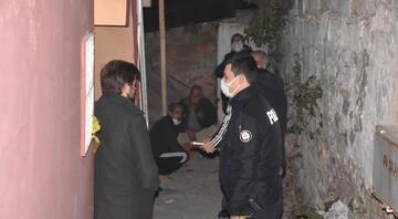 İzmirde vahşet: Öldürdüğü eşini halıya sarıp gizlemeye çalıştı