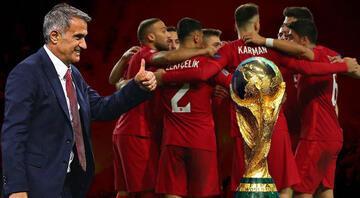 A Milli Takımın 2022 Dünya Kupası Avrupa Elemelerindeki rakipleri belli oldu
