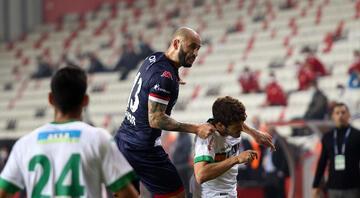 Antalyaspor'un vazgeçilmezi: Fedor Kudryashov