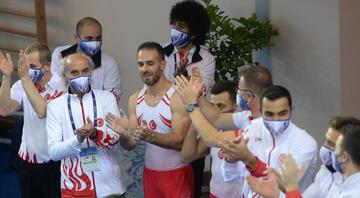 Artistik Cimnastik Milli Takımı, Avrupa ikincisi oldu