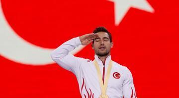 Avrupa Erkekler Artistik Cimnastik Şampiyonasında İbrahim Çolak altın madalya kazandı