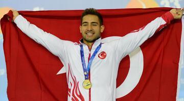 İbrahim Çolak: İbrahim Çolak: Hedefim olimpiyatlarda madalya kazanmak
