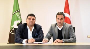 Yalçın Koşukavak, Denizlispor ile sözleşme imzaladı Sezon sonuna kadar...