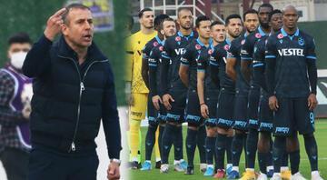 Trabzonspor maçında şaşırtan olay Hatayda bir ilk, Abdullah Avcı...