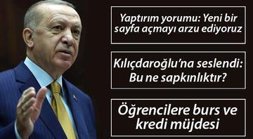 Cumhurbaşkanı Erdoğandan AİHMnin Demirtaş kararına çok sert tepki