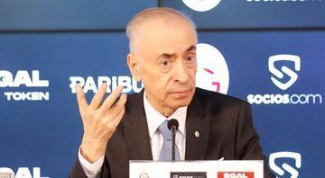 Galatasaray Başkanı Mustafa Cengizden Radamel Falcao ve Fatih Terim itirafı