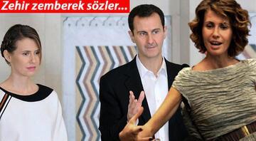 ABDden Esma Esad ve ailesine yeni yaptırım kararı
