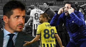 Son Dakika | Fenerbahçe - Başakşehir maçında Caner Erkinden tepki Emre Belözoğlu son anda...