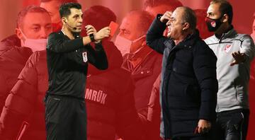 Son Dakika   Galatasaray teknik direktörü Fatih Terimin cezası açıklandı