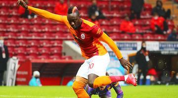 Galatasarayda Diagne kadrodan çıkarıldı, Trabzonspor maçında yok