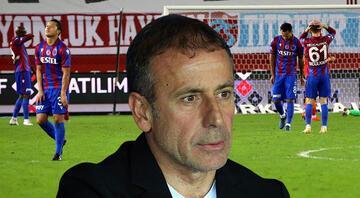 Yerel basından Trabzonspora çok sert eleştiri: Sizin yeriniz burası çöp