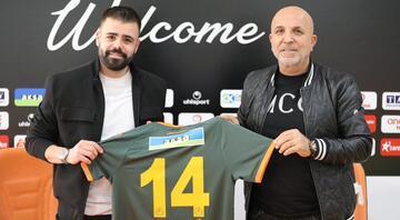 Alanyaspor, Hasan Hüseyin Acar ile 3.5 yıllık sözleşme imzaladı