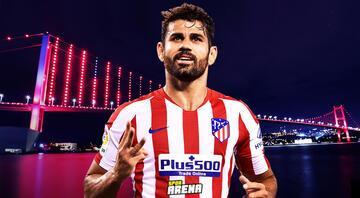 Diego Costada son dakika Menajeri harekete geçti