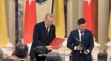 Ukraynadan dikkat çeken Erdoğan ve Türkiye mesajı